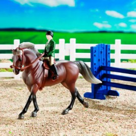 Breyer Kit Stablemates <br>Show Jumping