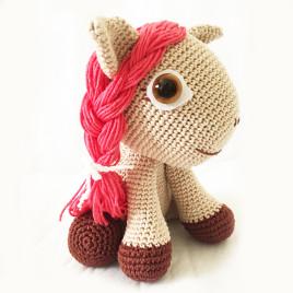 Littlet Pony <br> Amigurumi