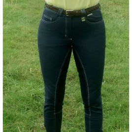 Culote Full seat jeans<br>Dressur by Cavallus