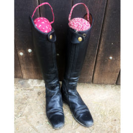 Boot Inserts H&Co<br>Suporte para botas